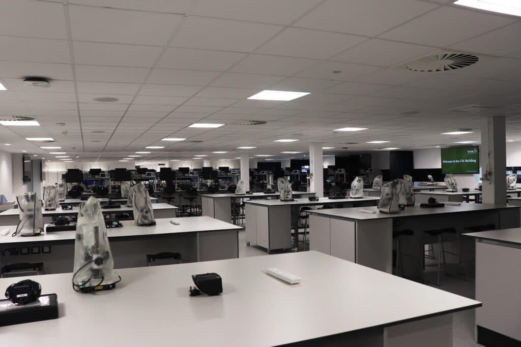 laboratory landscape