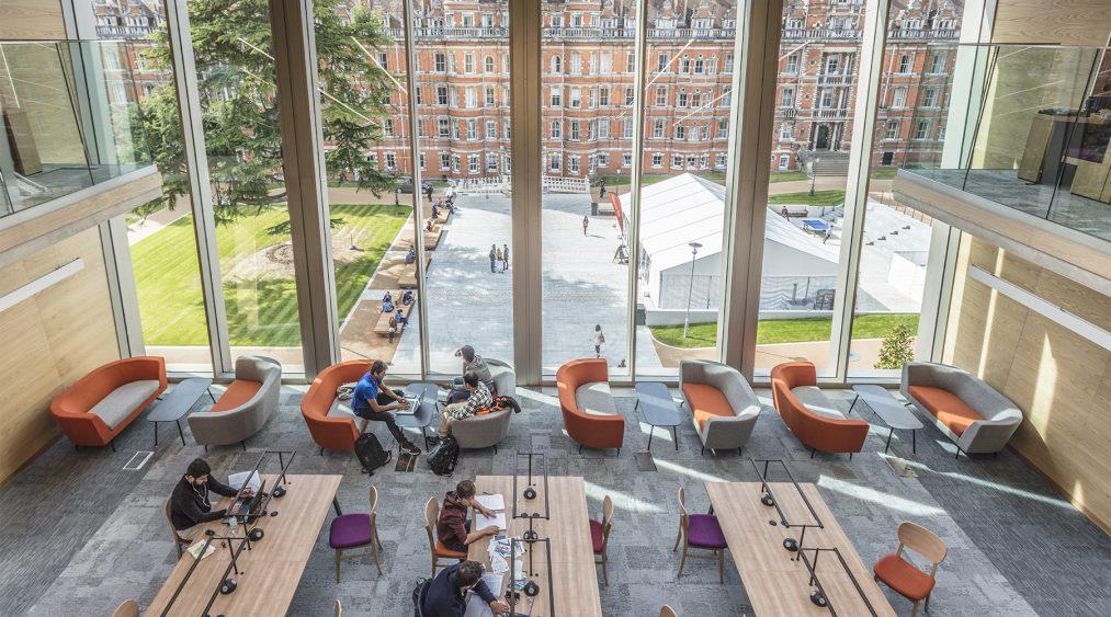 Royal Holloway Library