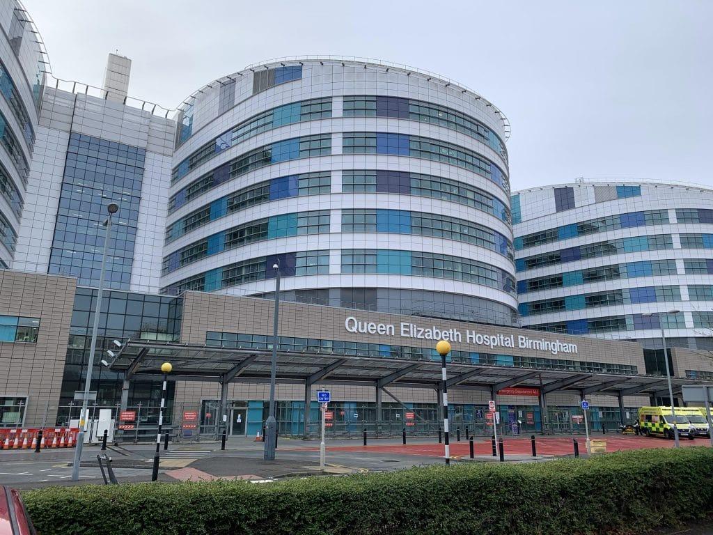 QE Hospital